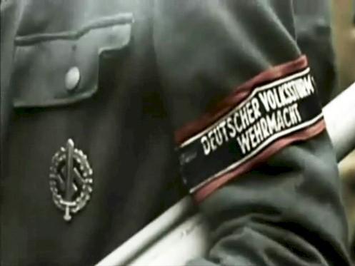 WW11 German Deutscher Volkssturm Wehrmacht